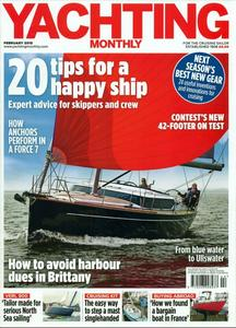 Contest 42CS in Yachting Monthly
