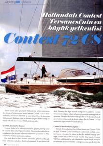 Contest 72CS | Exquisite Dutch semi-custom yachting